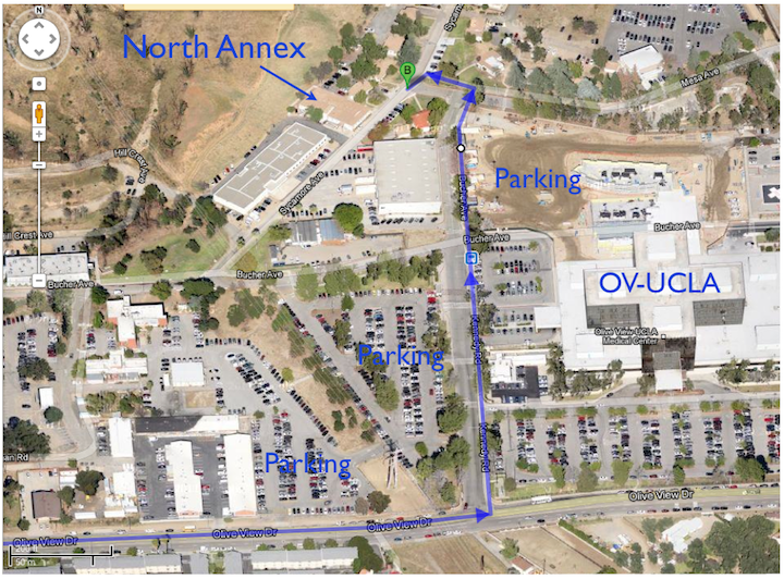 Directions - UCLA Reagan+Olive View Clinical & Emergency